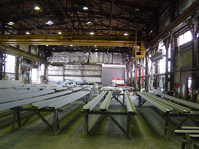 Grossi Steel Structural Steel Painting